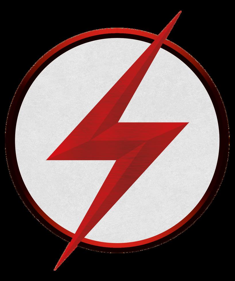 Kid Flash Logo by DeathDarkEX on DeviantArt