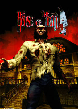 House Of The Dead 1 Poster