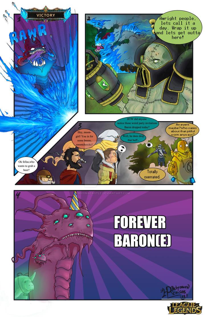Forever Baron(e)?! by BoyInACastle