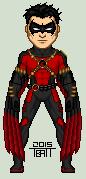 New 52 Red Robin by EverydayBattman