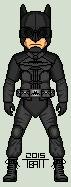 Middle-Class Batman by EverydayBattman