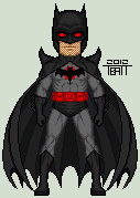 Flashpoint Batman: Thomas Wayne by EverydayBattman