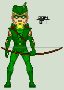 Green Arrow by EverydayBattman