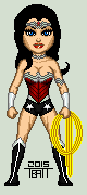 New 52 Wonder Woman (Version 1) by EverydayBattman