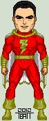 Captain Marvel: Shazam by EverydayBattman