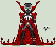Spawn by EverydayBattman