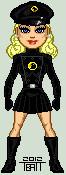 Micro Lady Blackhawk by EverydayBattman