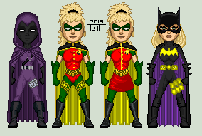 Stephanie Brown by EverydayBattman