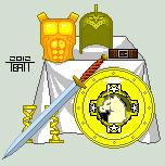 The Armor of God by EverydayBattman