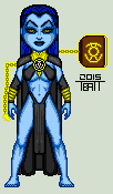 Sinestro Corps: Lyssa Drak by EverydayBattman