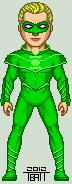 New 52 Earth 2 Green Lantern by EverydayBattman