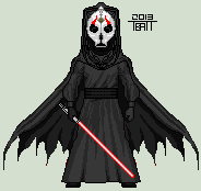 Darth Nihilus by EverydayBattman
