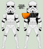 Imperial Stormtroopers by EverydayBattman