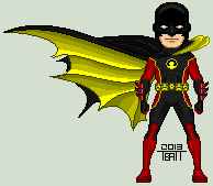Red Robin Redesign by Phil Cho by EverydayBattman