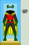 Damian Wayne Tribute by EverydayBattman