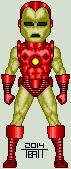 Iron Man by EverydayBattman