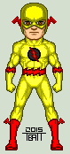Professor Zoom by EverydayBattman