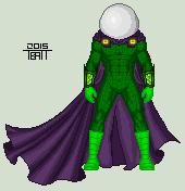Mysterio by EverydayBattman