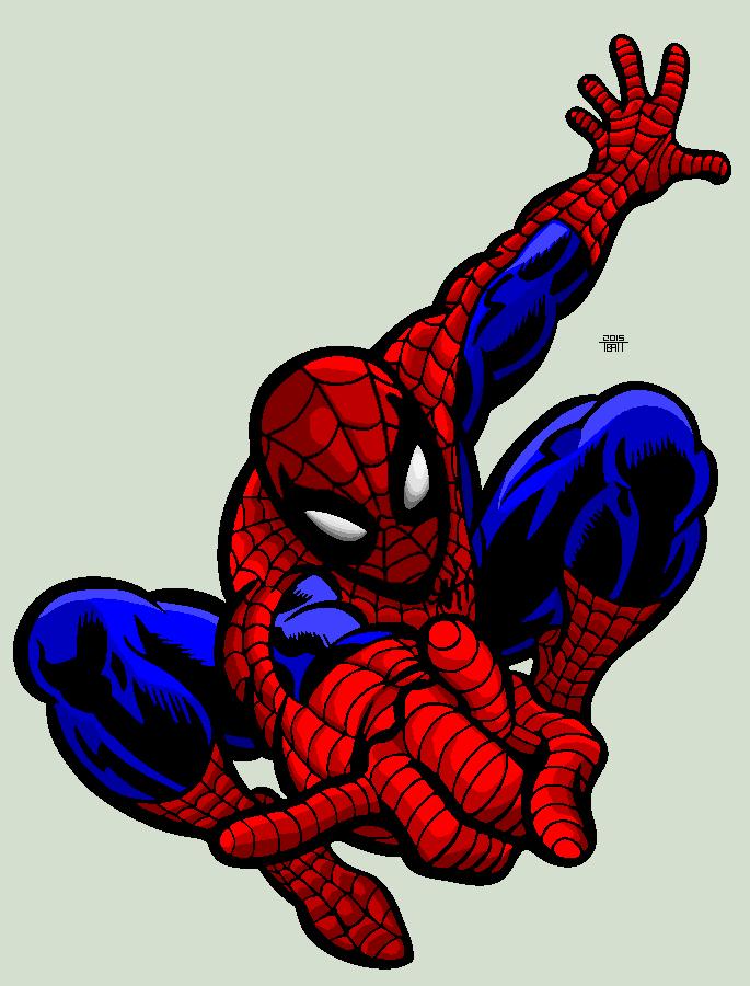 Spider-Man Again by EverydayBattman