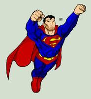 Superman by EverydayBattman