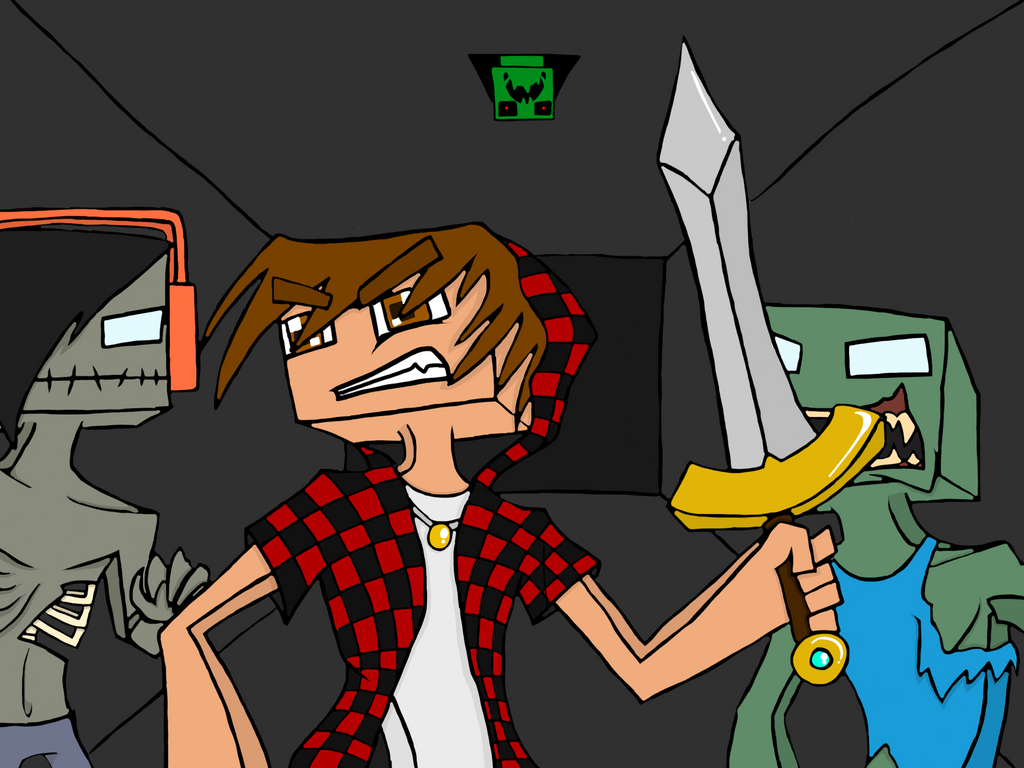 minecraft bajan canadian coloring pages - photo#27