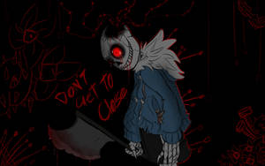 Horrortale Sans by pop-fizzXD