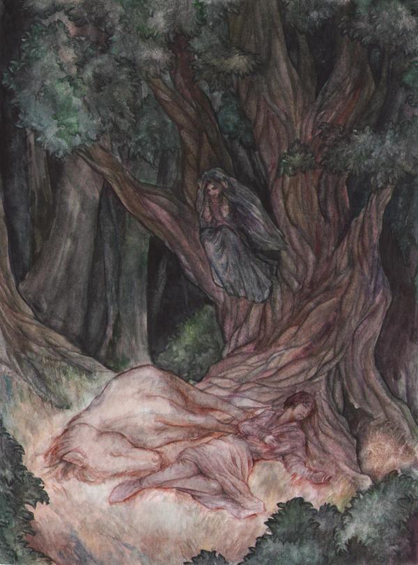Hans Andersens The Marsh Kings Daughter By