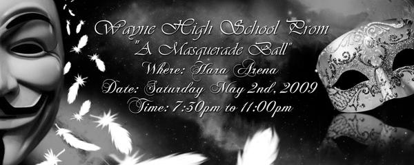 Prom Ticket By Tdj1337 ...  Prom Tickets Design