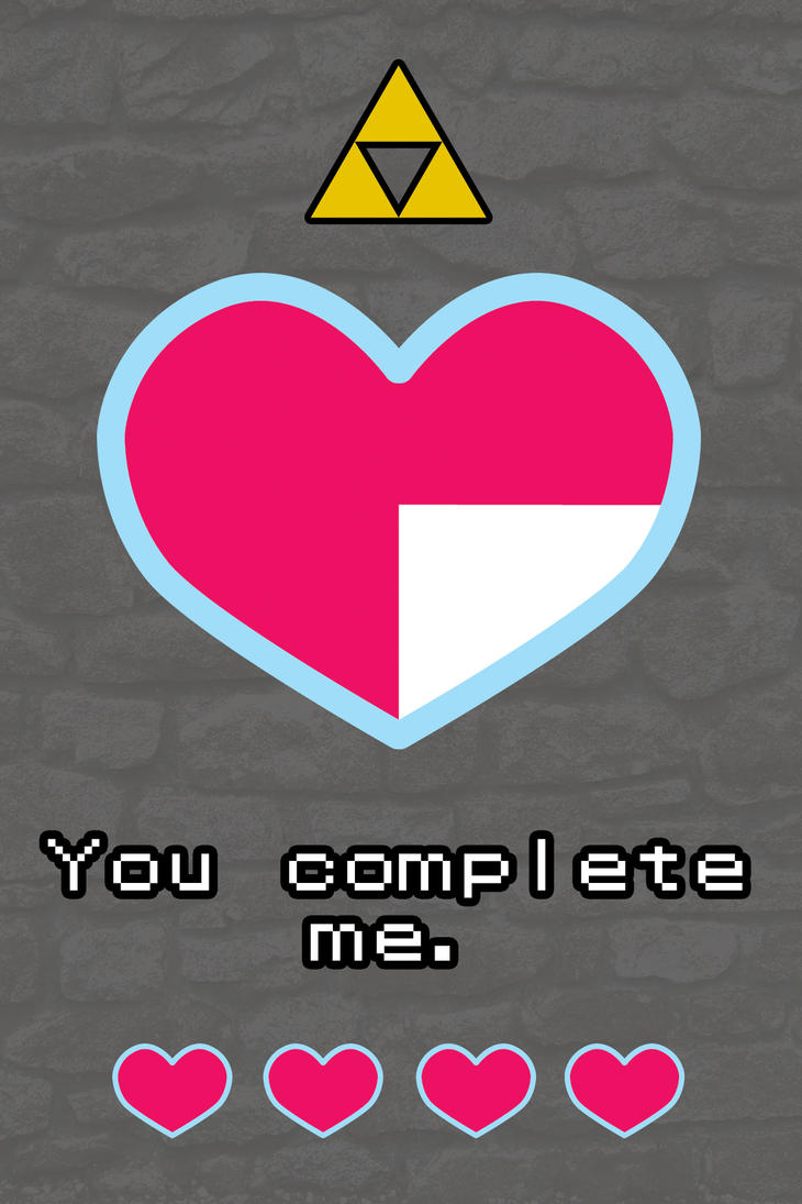 Zelda Valentine Card by tdj1337