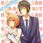 Kotoura-san!