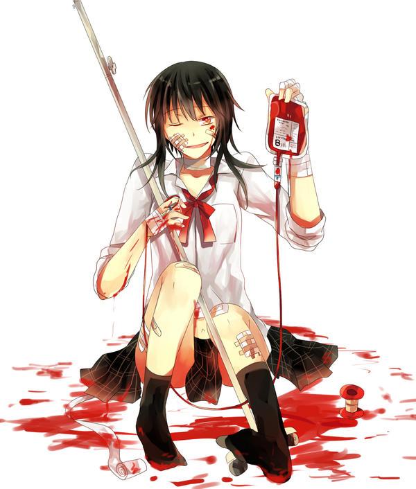 Self Transfusion by ageha1sBf
