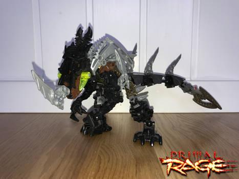 Lego Primal Rage: Armadon