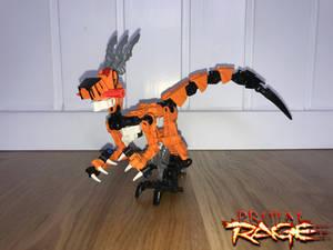 Lego Primal Rage: Talon