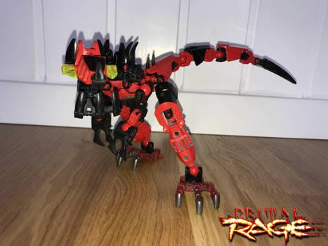 Lego Primal Rage: Diablo