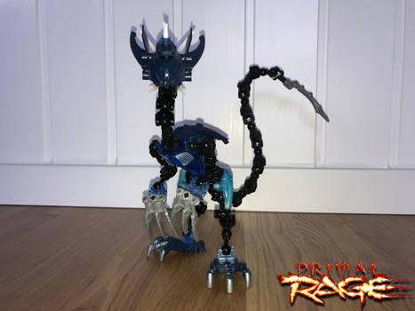 Lego Primal Rage: Vertigo