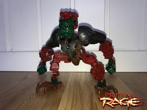 Lego Primal Rage: Chaos