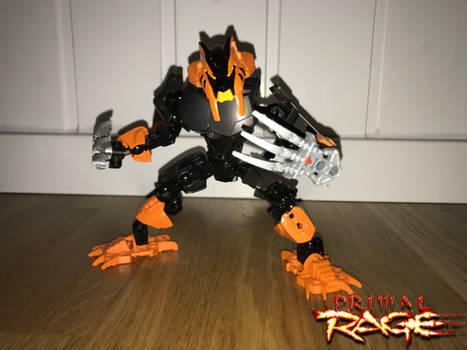 Lego Primal Rage: Slashfang