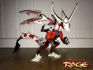 Lego Primal Rage: Necrosan