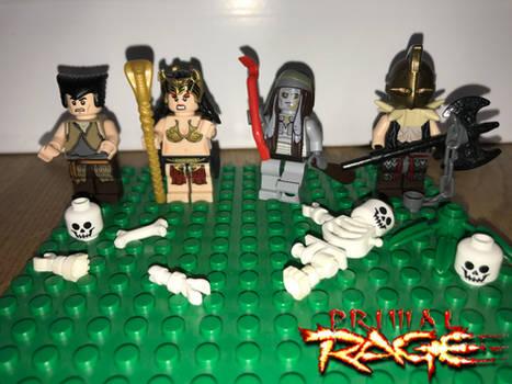 Lego Primal Rage: The Avatars Part 2-2