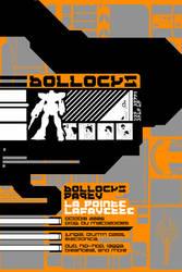 Bollocks by LOWmax911