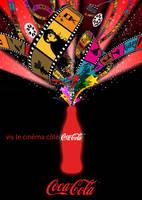 Coca-Cola Cinema by LOWmax911