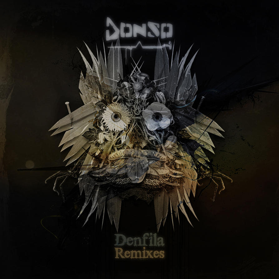 DONSO MAXI REMIXES DEF 1440x1440  by LOWmax911