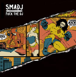 SMADJ DJ CD cover 04 by LOWmax911