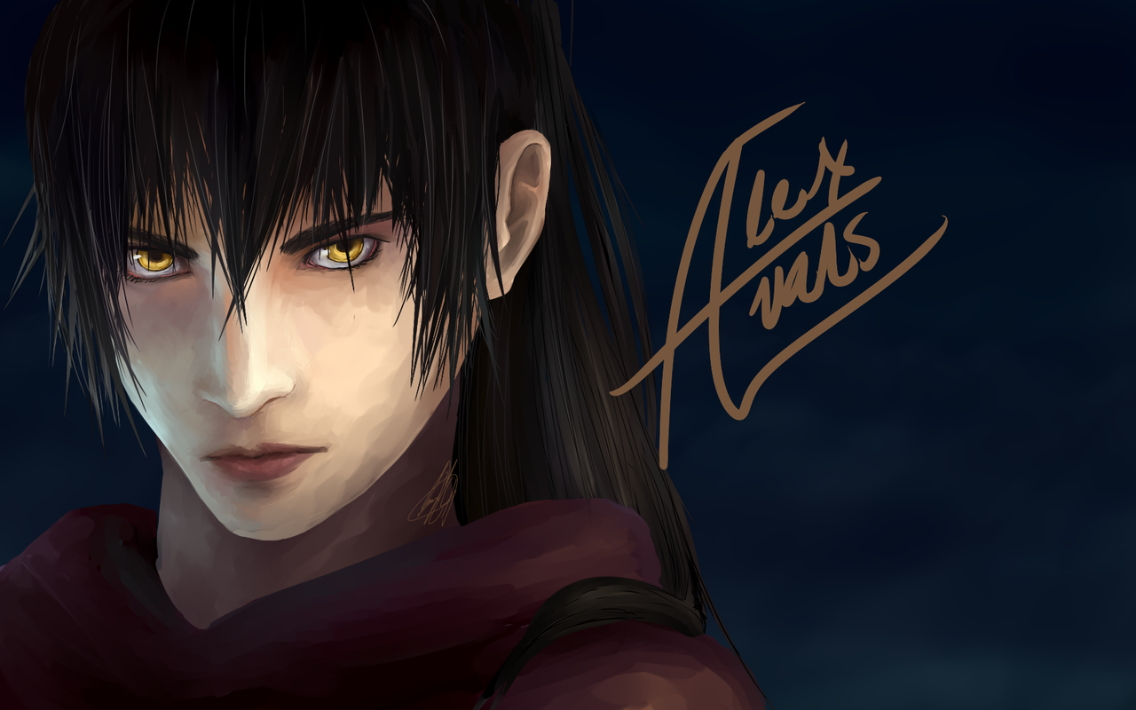 Witching Hour Portraits - Alexander Evans by santheas