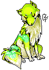 lime by glitterFREEZE