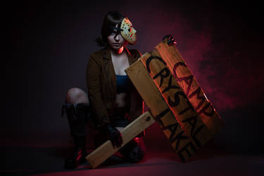 Bishoujo Jason - Camp Crystal Lake by obscure-cosplay