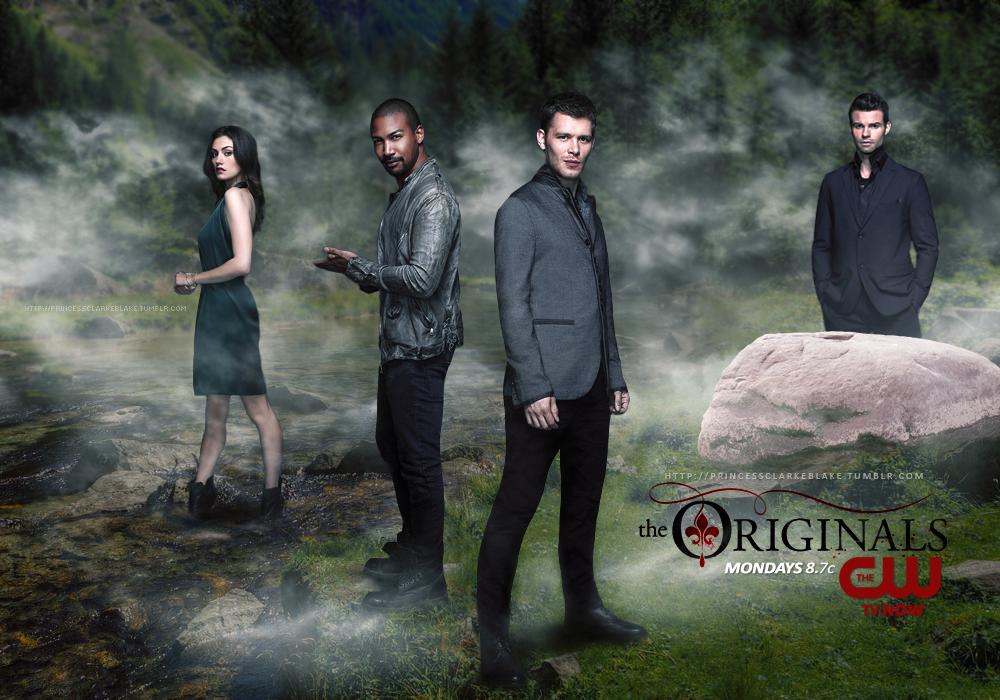 The Originals - Fanmade Season 2 Promo Poster by royalstandard