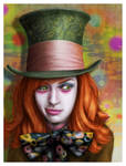 What is the Hatter with me?