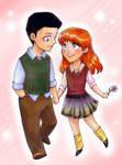 Dick and Barbara