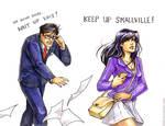 Keep Up Smallville